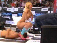 Festival erotico em Madri na Espanha