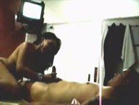 Moreninha safada trepando num motel