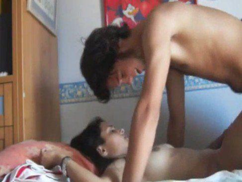 Novinha traindo com seu ex