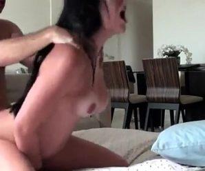 Boobs foda quente com uma amadora gostosa transando